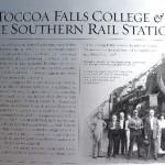 depot sign
