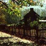 Davis House and Fence