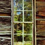 Davis House Window