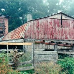 Barn where SCC is now
