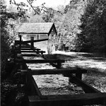 Mingus Mill trough