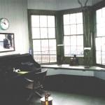 inside Old Fort depot