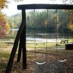 Swing at Cliffside