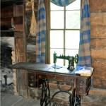 Davis House sewing machine